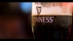 Guinness (ICT_photo) Tags: beer glass dark bubbles guinness alcohol harp pint pour froth blackgold ictphoto ianthomasguelphontario