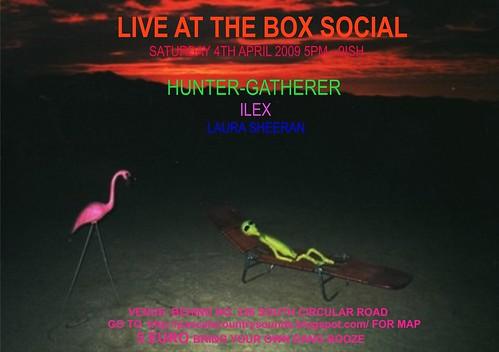 Box Social POSTER APRIL 04 09