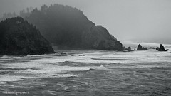 Oregon Seascape (Nick Boren Photography) Tags: oregon him for this coast is friend image you who good calming bob away it have just more passed soul pacificnorthwest and to dedicated done should effect has soe on grows a my i platinumphoto