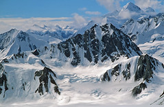 St Elias range, Kluane Park, Yukon (xtremepeaks) Tags: park cliff mountain snow canada mountains ice expedition st climb north elias glacier adventure yukon range crevasse icefield kluane bigmomma interestingness466 i500 aplusphoto thechallengefactory explore1apr09