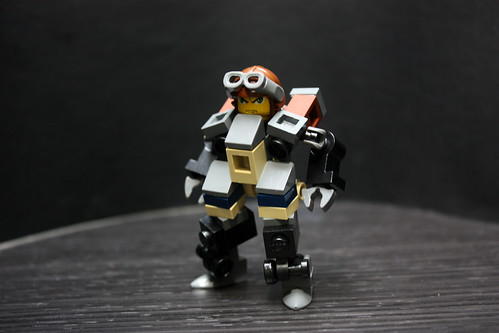 LEGO post-apoc hardsuit by Pyrefyre