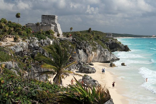 Tulum and Chichén Itzá
