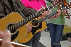 Spring 2009 Band Scramble (Bobby HD28) Tags: bluegrass bandscramble bluegrassmusic bluegrassjam bluegrassjams vinegrove