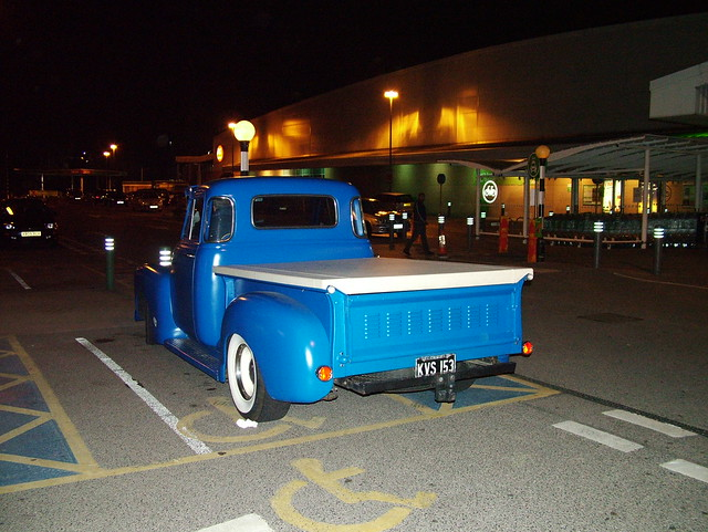 1952 chevy pick up