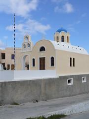 Church (Toni Kaarttinen) Tags: church santorini greece grecia griechenland grce thira fira grcia ellda  hells