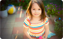 Your Childhood (isayx3) Tags: portrait color girl 35mm easter nikon child f2 nikkor d3