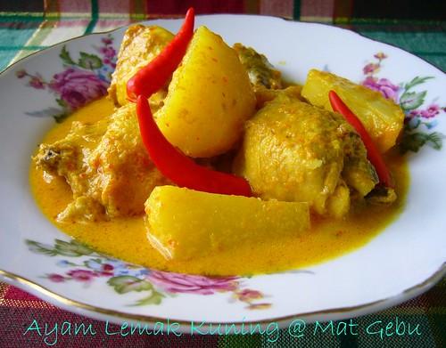 Ayam Lemak Kuning