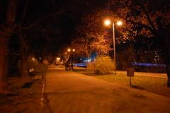 Bozen (Flow. Jo) Tags: nacht brcke bozen allee