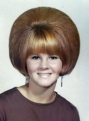 My Biggest Hair Days, 1969 (ozfan22) Tags: 1969 student bighair highschool teen bouffant tease hairspray beehive aquanet ratting bouffont