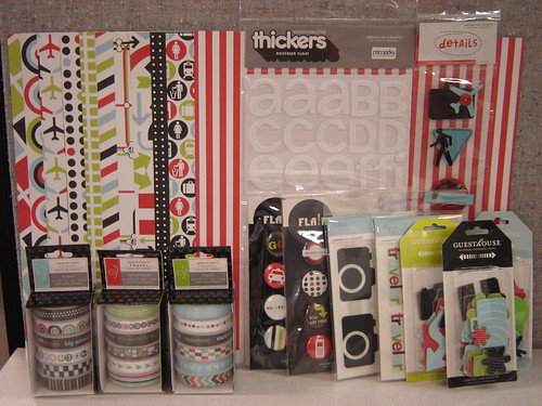 Three lucky winners will take home these American Crafts goodies!