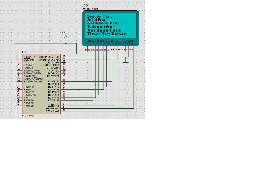 Digital Diy Glcd Simulation With Proteus Isis 1 Wiring Diagram Re 9 Years 6 Months Ago 616