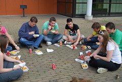 Kunstenweek 2009 Fontys Pabo Eindhoven