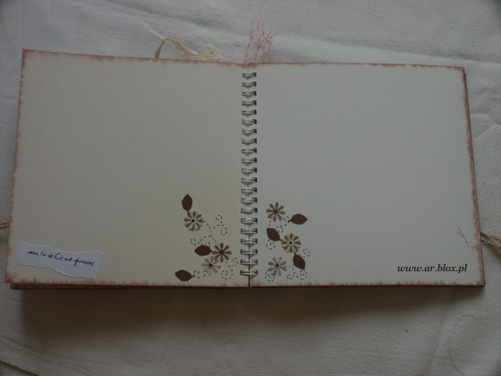 wedding guest book - inside5