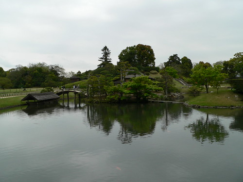 Kairaku-en Landschaftsgarten