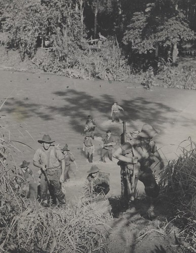 二战中的澳大利亚