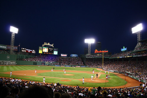 Fenway by Night