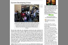 Current Developing Crises « NY ♥ NY_1241171176192