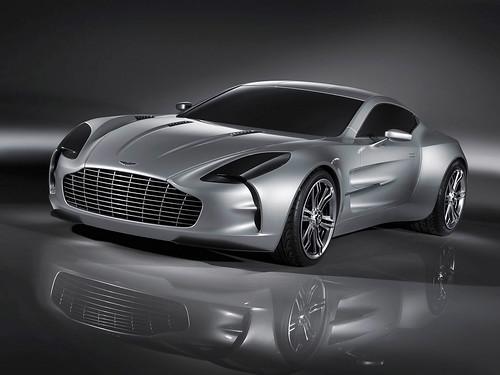 2009 Aston Martin One 77