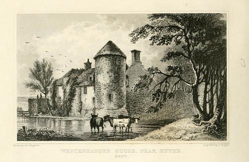 008- Westenjanger house-cerca de Hythe -Kent-1835