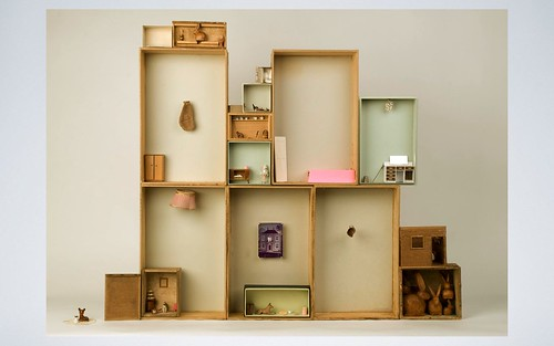 Dolls House by Lucy May Schofield