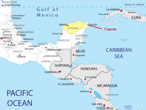Que ver y hacer en Cancún