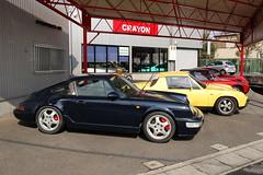 Porsche Dealership