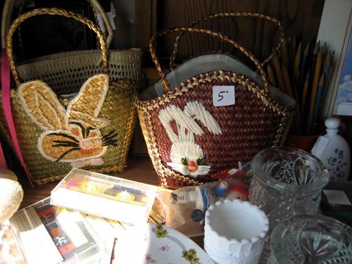 Bunny purses