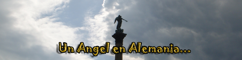 Un Angel en Alemania...