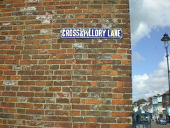 Cross & Pillory Lane (tedesco57) Tags: england cross hampshire device stocks lane alton punishment whipping caning pillory birching pilloria