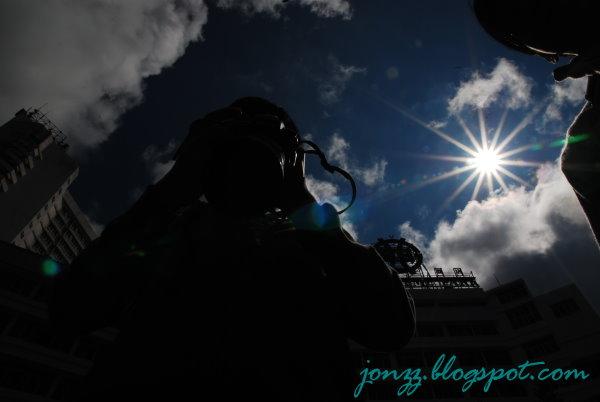 Genting Solar Flare