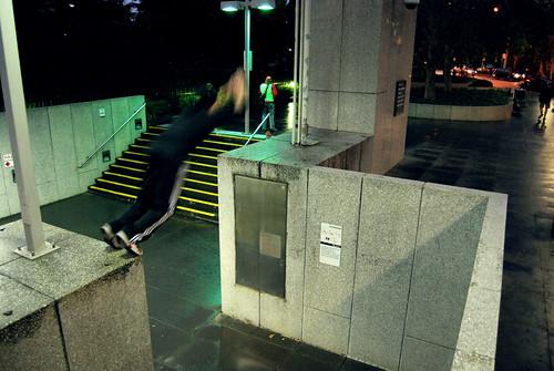 Chris Hayes Kossmann - parkour portfolio -  17