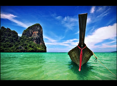 Sail with me (Fabio Sabatini) Tags: sea summer beach thailand boat blog sigma krabi andamansea raileh railey 10mm 1020mmf456 raileywest colorphotoaward theunforgettablepictures earthasia wonderworldgallery gettyvacation2010