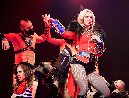 britney spears circus tour 2009. Britney Spears Circus Tour New