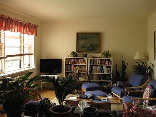 lisa's apartment