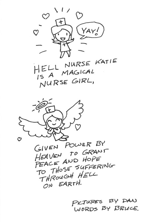 Magical Nurse Girl
