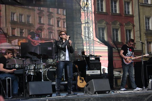 PIN - Koncert w ramach Muzykoplastyka Tour 2009