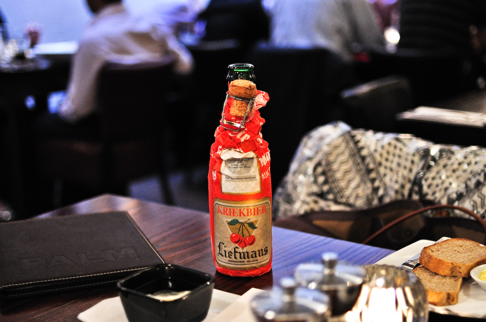 Brouge: Cherry beer