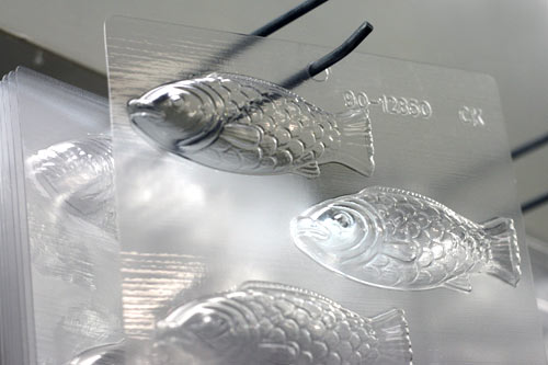 Fish Candy Molds