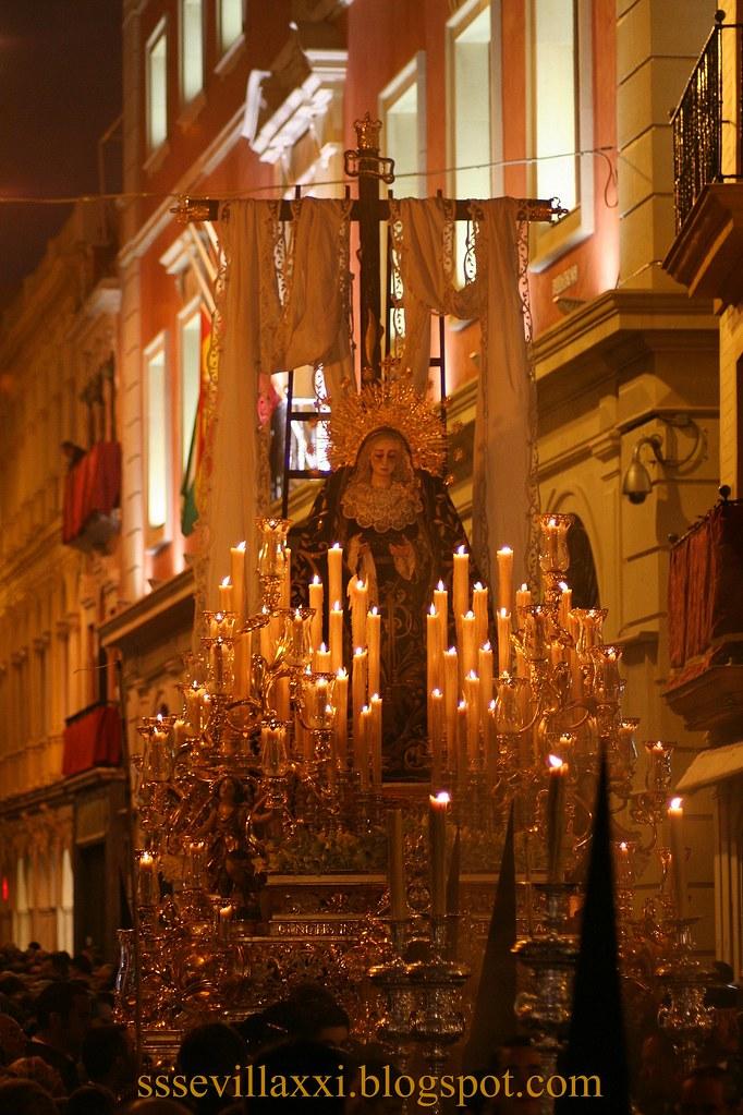Nuestra Señora de la Soledad. Sábado Santo 2009