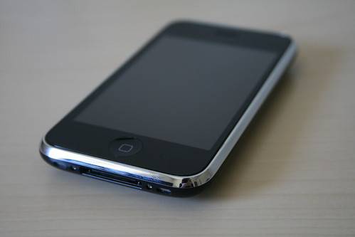 iPhone 3GS 16GB Black (Front)