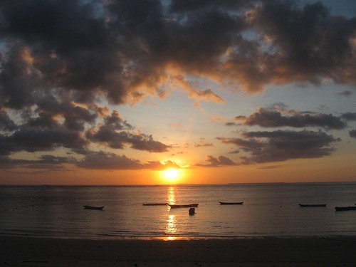 Sunset in Nemberala beach, Rote island, East Nusa Tenggara [3]