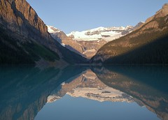 Lake Louise (t i g) Tags: lake canada reflection water louise lakelouise kindel photo365 photo365kindel