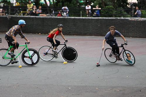 Hardcourt bike polo action in the pit IMG_1516