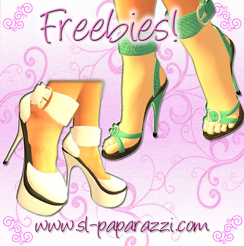 Freebie Shoes!
