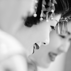 geisha smile (ajpscs) Tags: street portrait bw blancoynegro festival japan hair asian japanese tokyo blackwhite interestingness nikon asia artist culture streetphotography bodylanguage monochromatic explore maiko geiko ornament geisha  nippon  blkwht guest grayscale tradition asakusa performer matsuri   d300 sumidaku  kanzashi     geigi  monokuro ajpscs  aplusphoto asakusageisha