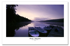 Timeless Atmosphere (Imapix) Tags: mist lake canada art nature fog canon boats photography boat photo fishing dock foto photographie quebec lac qubec fishingboat quai imapix chaloupe gaetanbourque imapixphotography gatanbourquephotography