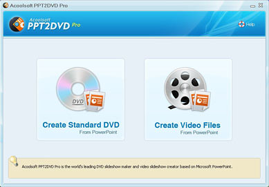 Acoolsoft PPT2DVD+Acoolsoft PPT2VIDEO