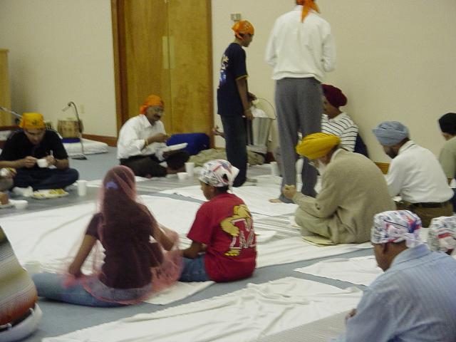 Image result for sikh sangat gurdwara manchester