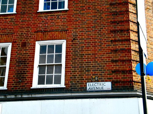Electric Ave. Brixton