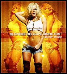 Blondes Do Have More Fun :: Britney Spears :: (Mr.JunkieXL) Tags: ice me girl fun do break greg photoshoot circus blondes dirty gimme have more bitch piece blackout zone britneyspears junkiexl kadel